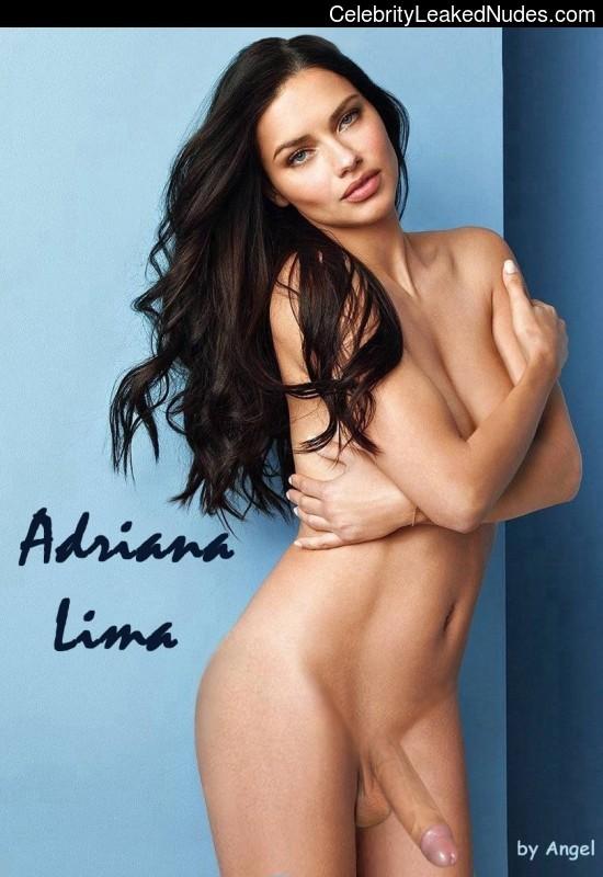 Free Nude Celeb Adriana Lima 2 pic