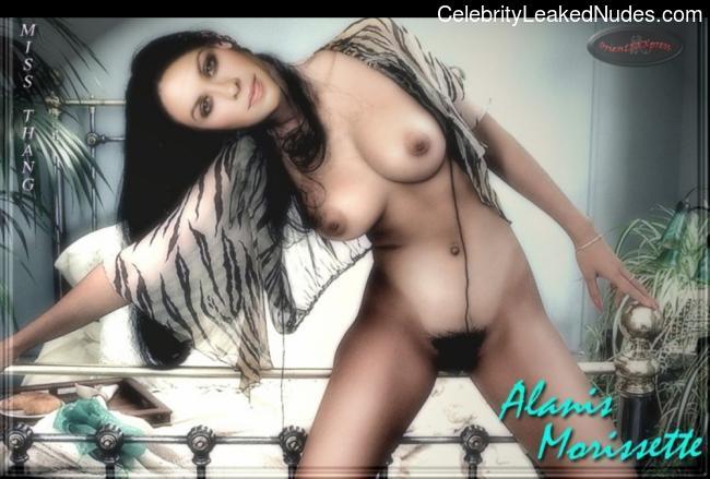 Alanis morissette porn