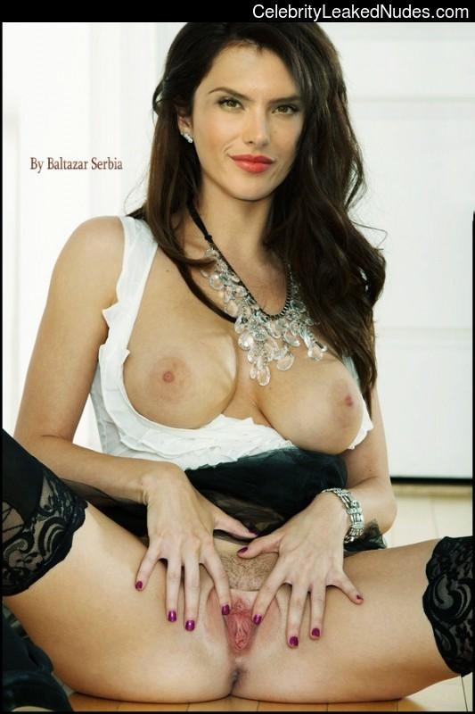 Alessandra Ambrosio naked celebritys