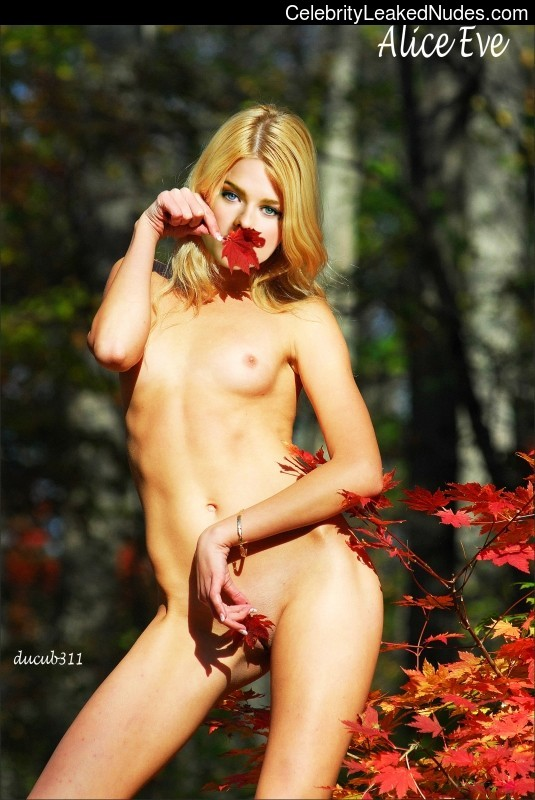 Naked Celebrity Pic Alice Eve 3 pic