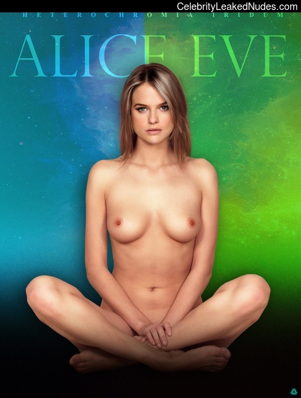 Nude Celeb Pic Alice Eve 7 pic