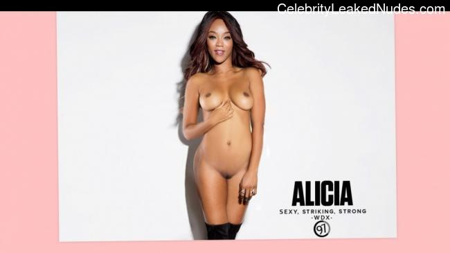 nude pics of alica fox