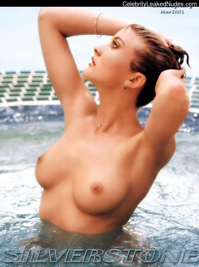 naked Alicia Silverstone 13 pic