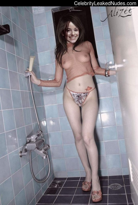 Alizee Nude Pic 47