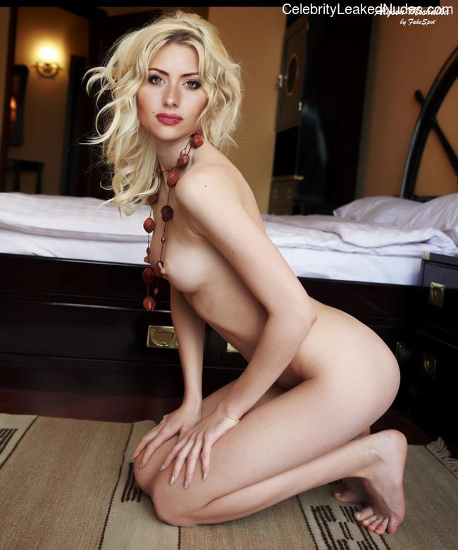 Aly Michalka fake nude celebs