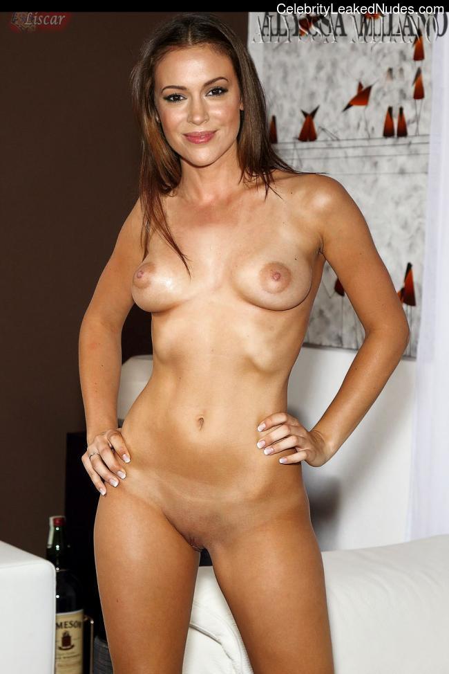 celeb nude Alyssa Milano 29 pic