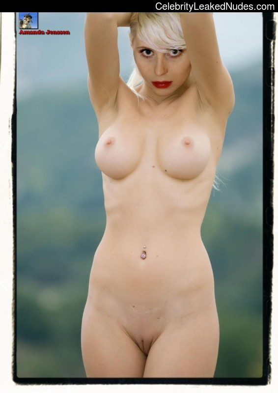 Amanda Jensen naked celebritys