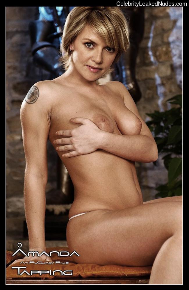 Аманда таппинг фото голая
