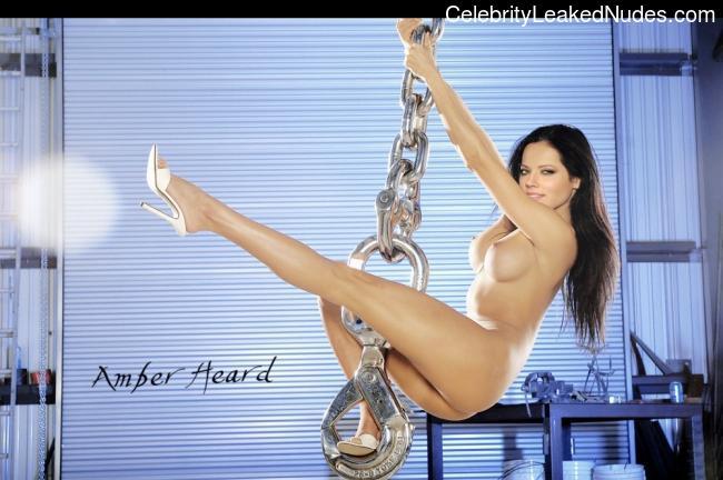 Free Nude Celeb Amber Heard 15 pic
