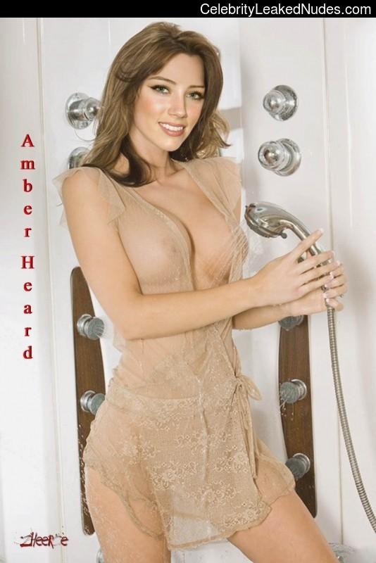 Amber Heard naked celebrities
