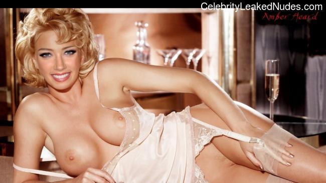 Nude Celeb Pic Amber Heard 29 pic