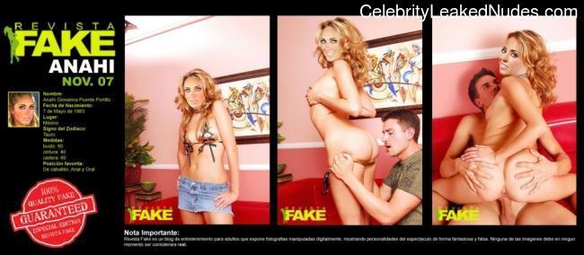 Newest Celebrity Nude Anahi Giovanna 5 pic