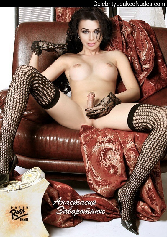 Naked Celebrity Pic Anastasia Zavorotnyuk 1 pic