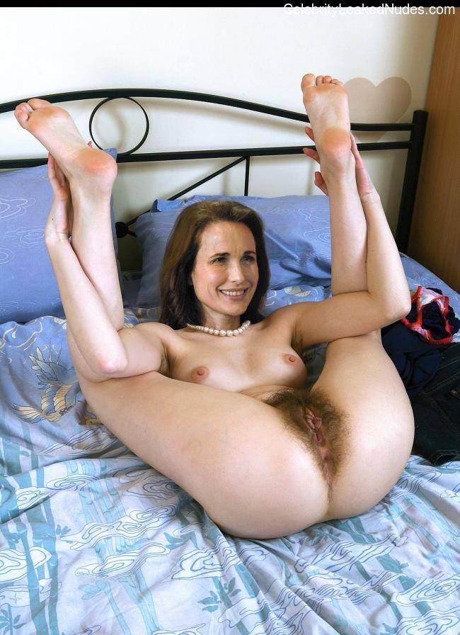 Andie MacDowell nude celebs