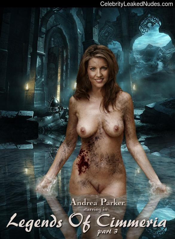 Real Celebrity Nude Andrea Parker 5 pic