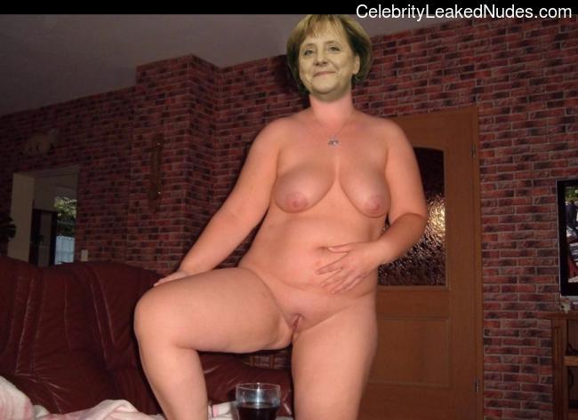 Бесплатное фото меркель голая