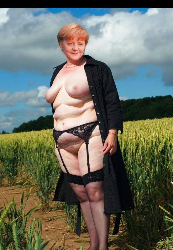 Angela Merkel Porn