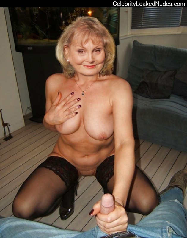 Angela Rippon celebrity nudes