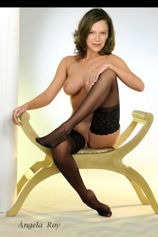 Angela Roy naked