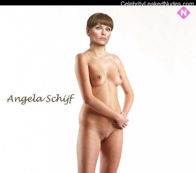 fake nude celebs Angela Schijf 1 pic