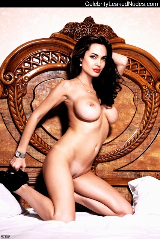 Newest Celebrity Nude Angelina Jolie 11 pic