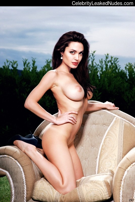 Famous Nude Angelina Jolie 12 pic