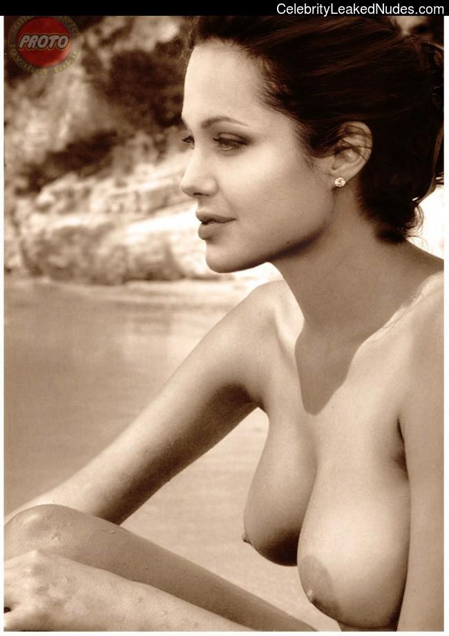Celeb Naked Angelina Jolie 20 pic