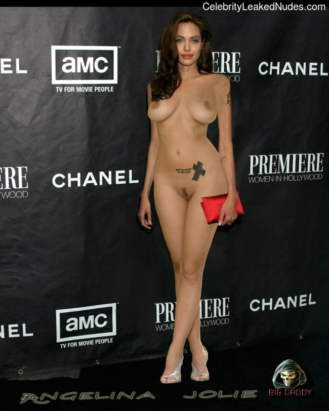 Jolie naked photos