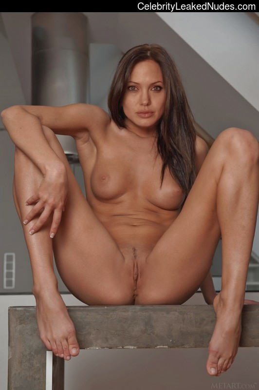 There Angelena jolie naked pics