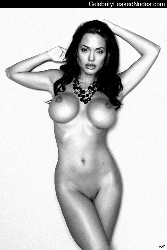 Not Celebrity famou nude angelina jolie really. And
