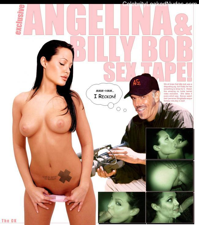 Newest Celebrity Nude Angelina Jolie 19 pic