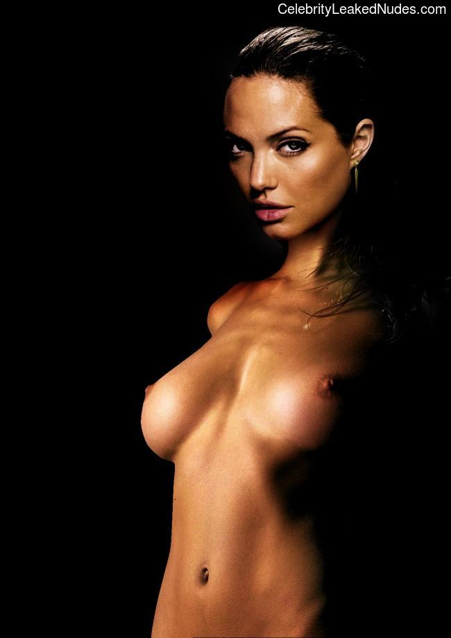 Famous Nude Angelina Jolie 24 pic