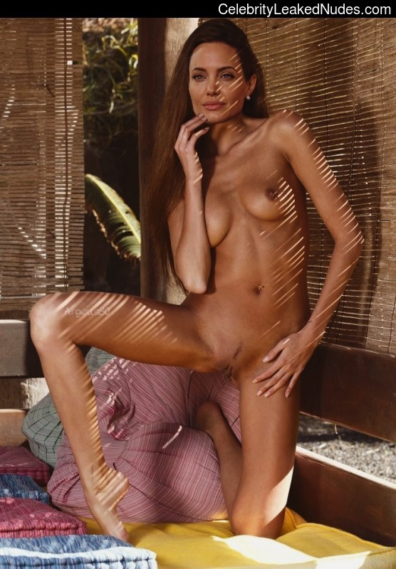 Celeb Naked Angelina Jolie 4 pic