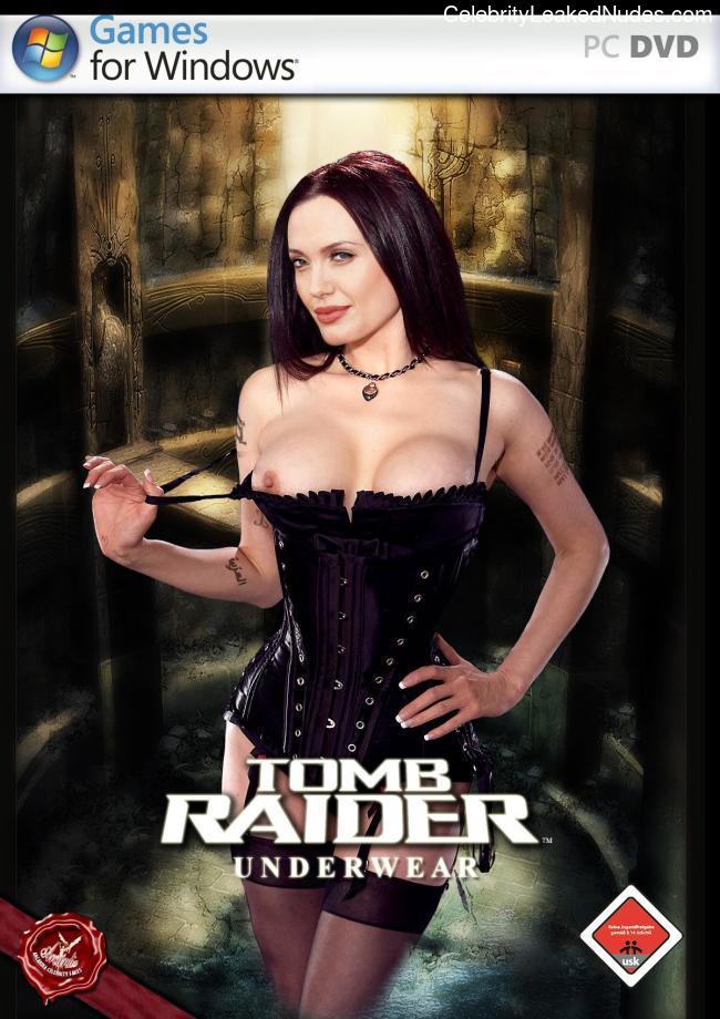 Celeb Naked Angelina Jolie 11 pic