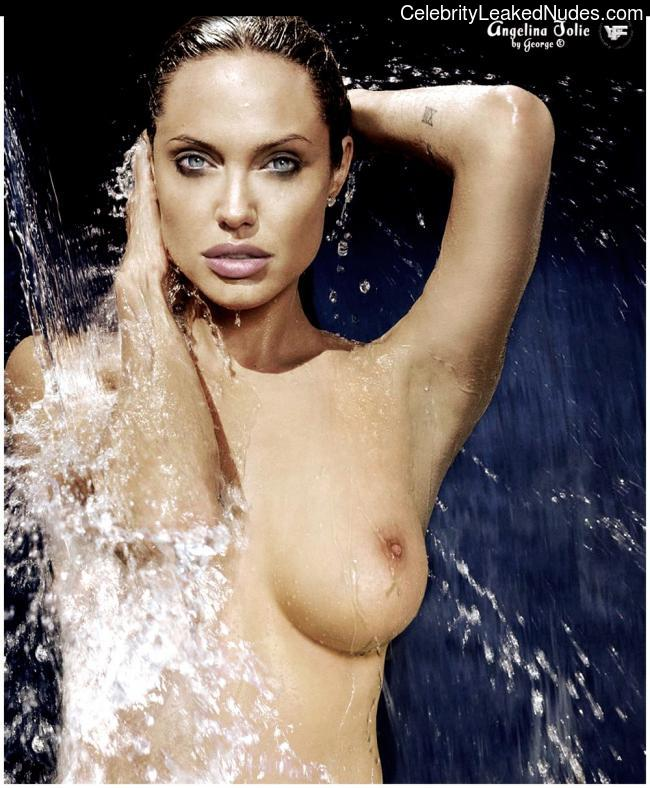 Hot Naked Celeb Angelina Jolie 20 pic