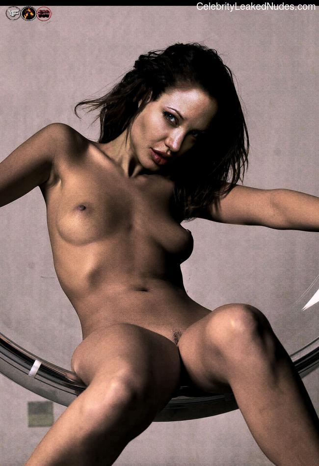 Naked Celebrity Pic Angelina Jolie 14 pic