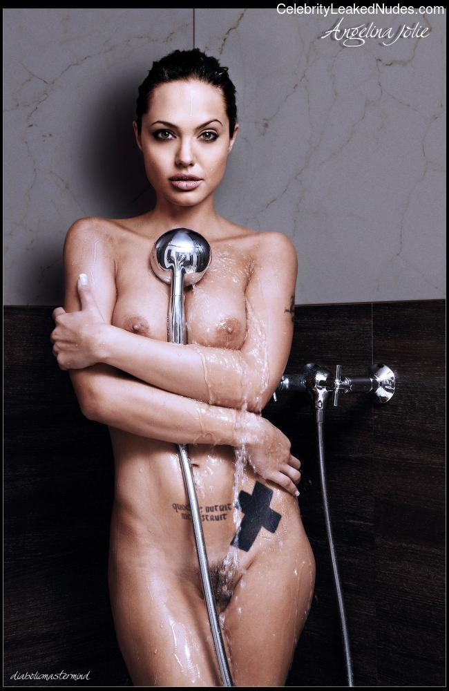 Even more Angelina jolie nude uncensored seems