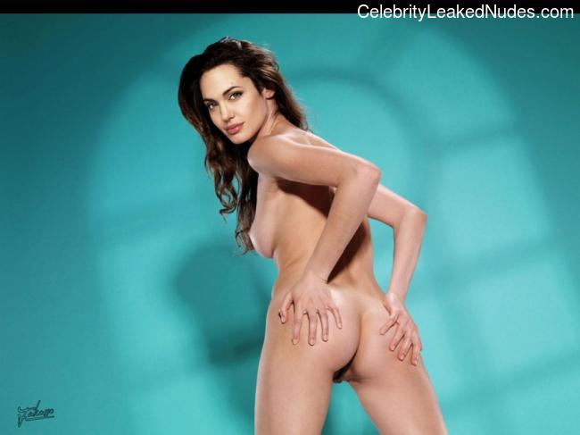 Naked Celebrity Pic Angelina Jolie 10 pic