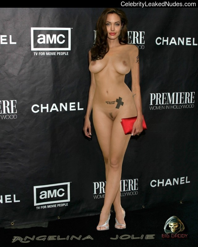 Celebrity Leaked Nude Photo Angelina Jolie 6 pic