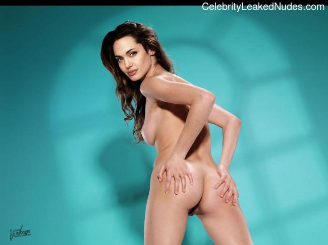 Angelina Jolie naked celebrity pictures
