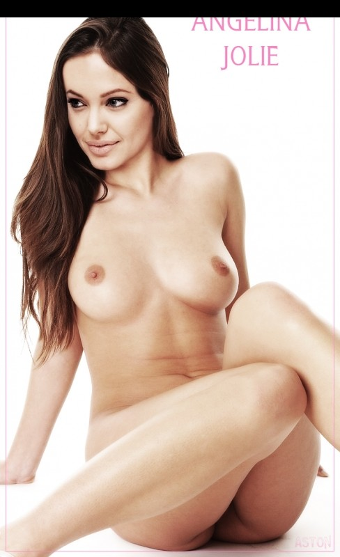 Real Celebrity Nude Angelina Jolie 1 pic