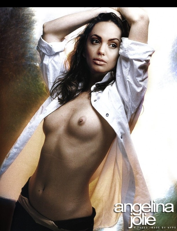 Nude Celeb Angelina Jolie 4 pic