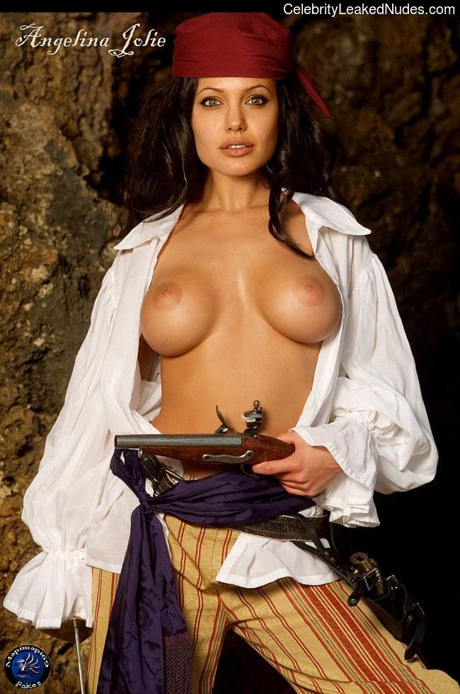 Celebrity Naked Angelina Jolie 10 pic