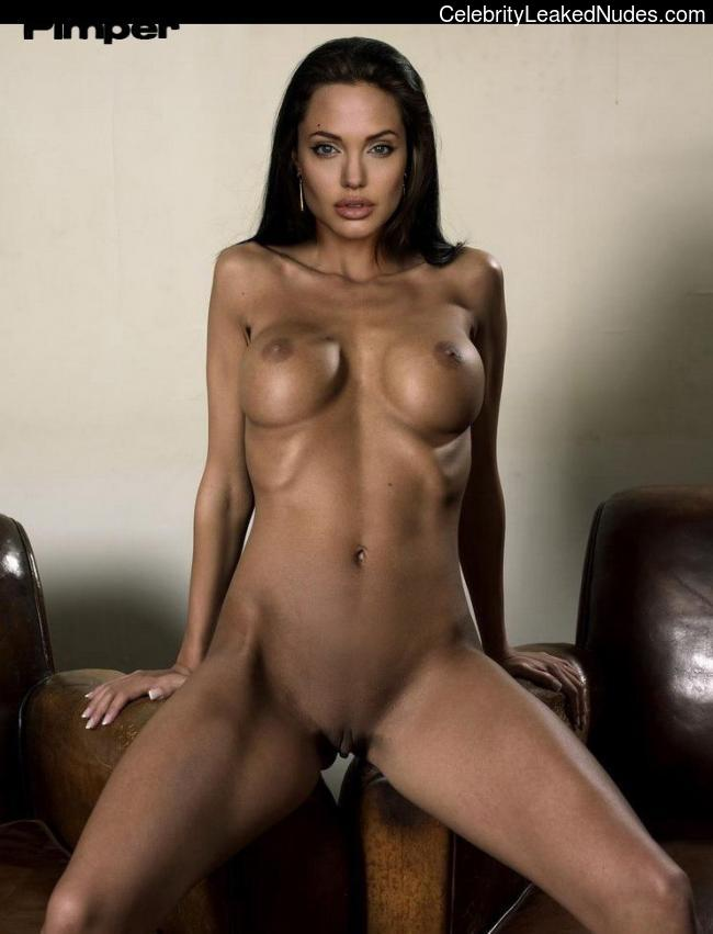 Newest Celebrity Nude Angelina Jolie 17 pic