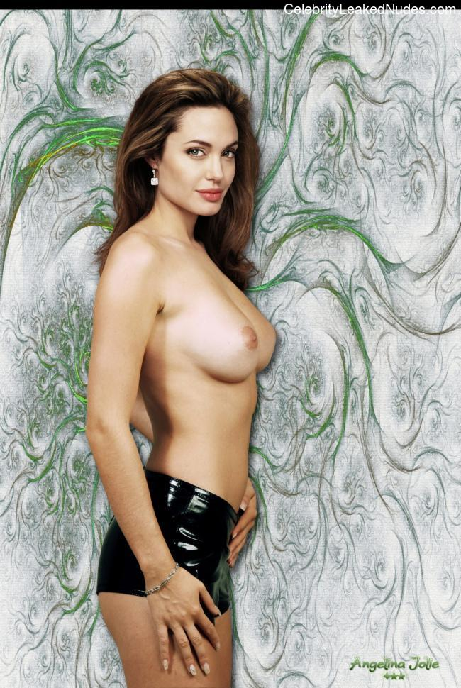 Free nude Celebrity Angelina Jolie 25 pic