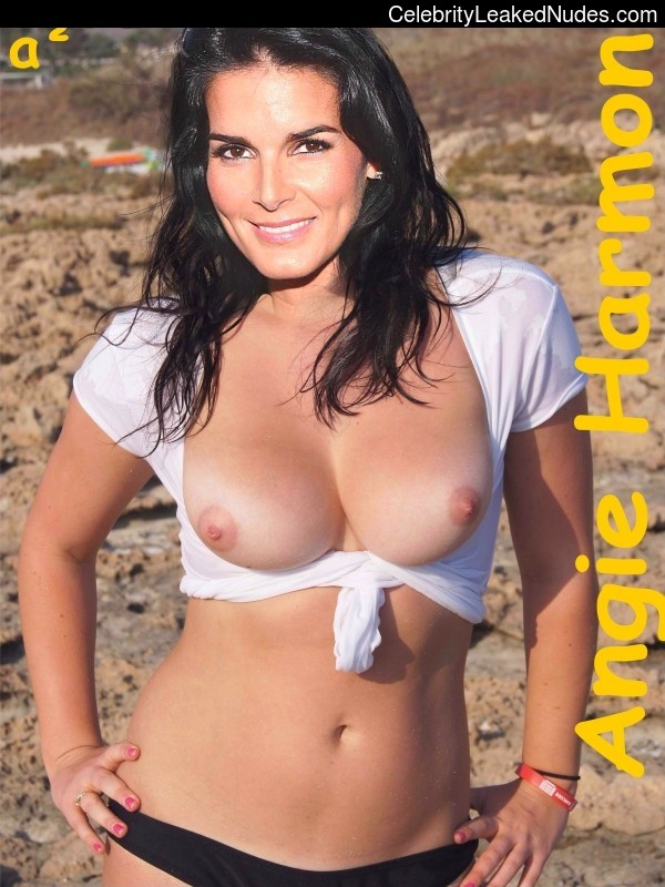 Think, that Angie harmon naked cunt apologise
