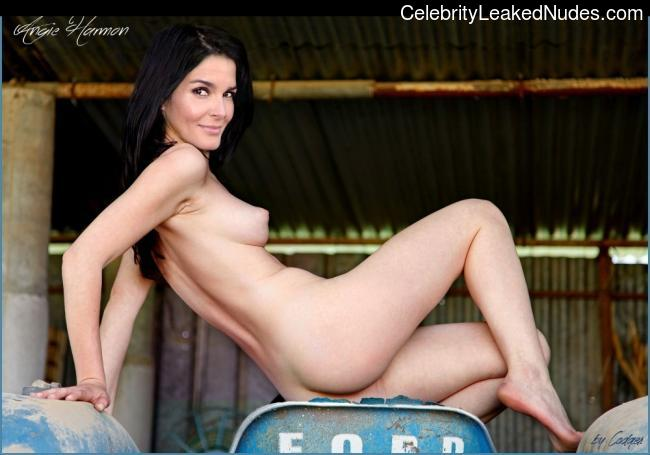 naked playboy pictures of angie harmon