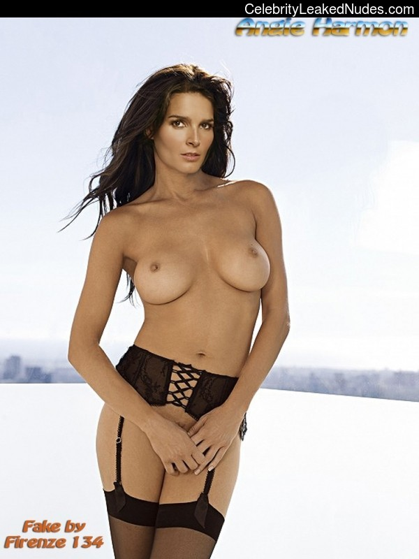 Topless Angie Harmon nude (26 photo) Is a cute, 2015, cleavage
