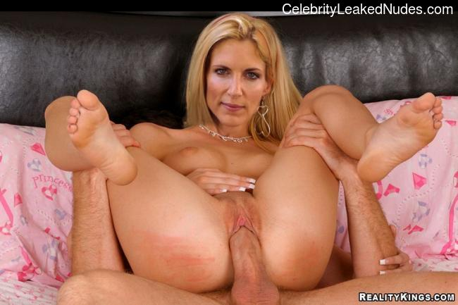 Real Celebrity Nude Ann Coulter 9 pic