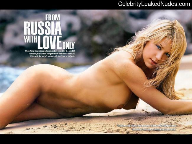 fake nude celebs Anna Kournikova 4 pic